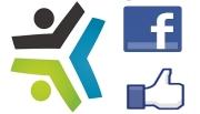 Like us @ facebook