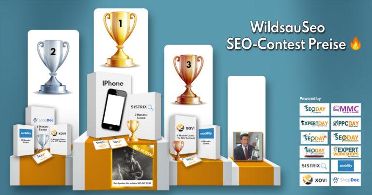 WildsauSEO Gewinne 2019