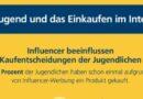 Postbank Jugend-Digitalstudie 2019: Jeder zweite Jugendliche lässt sich von Influencern ködern