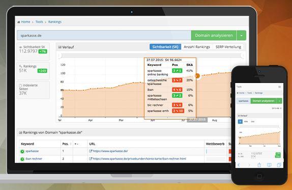 metrics.tools - SEO Tool - Jetzt kostenlos testen