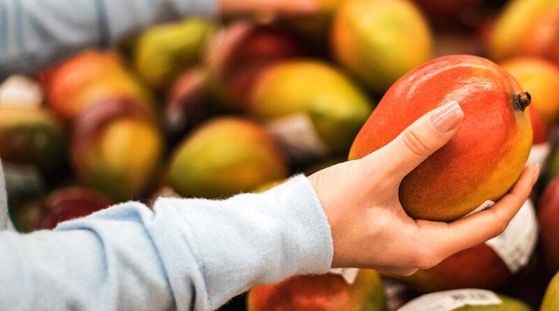Essbare Schutzschicht auf Obst