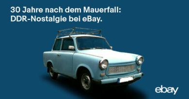 30 Jahre nach dem Mauerfall - DDR Nostalgie bei eBay