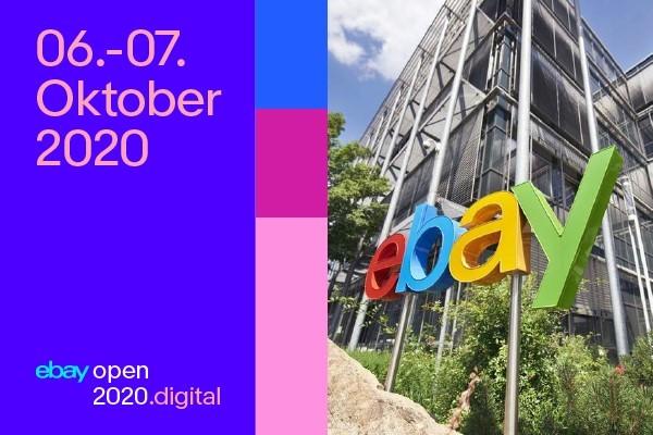 ebay open 2020 - Die eBay Messe digital und live in Berlin