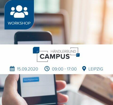 Google Shopping Workshop 2020 Leipzig