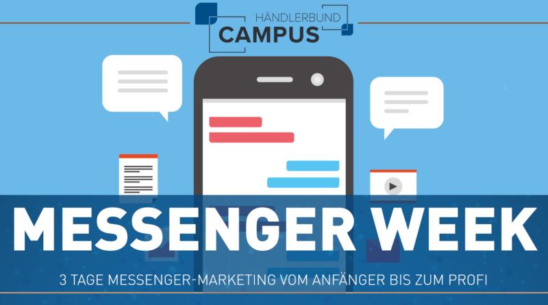 Händlerbund Webinar Messenger Marketing