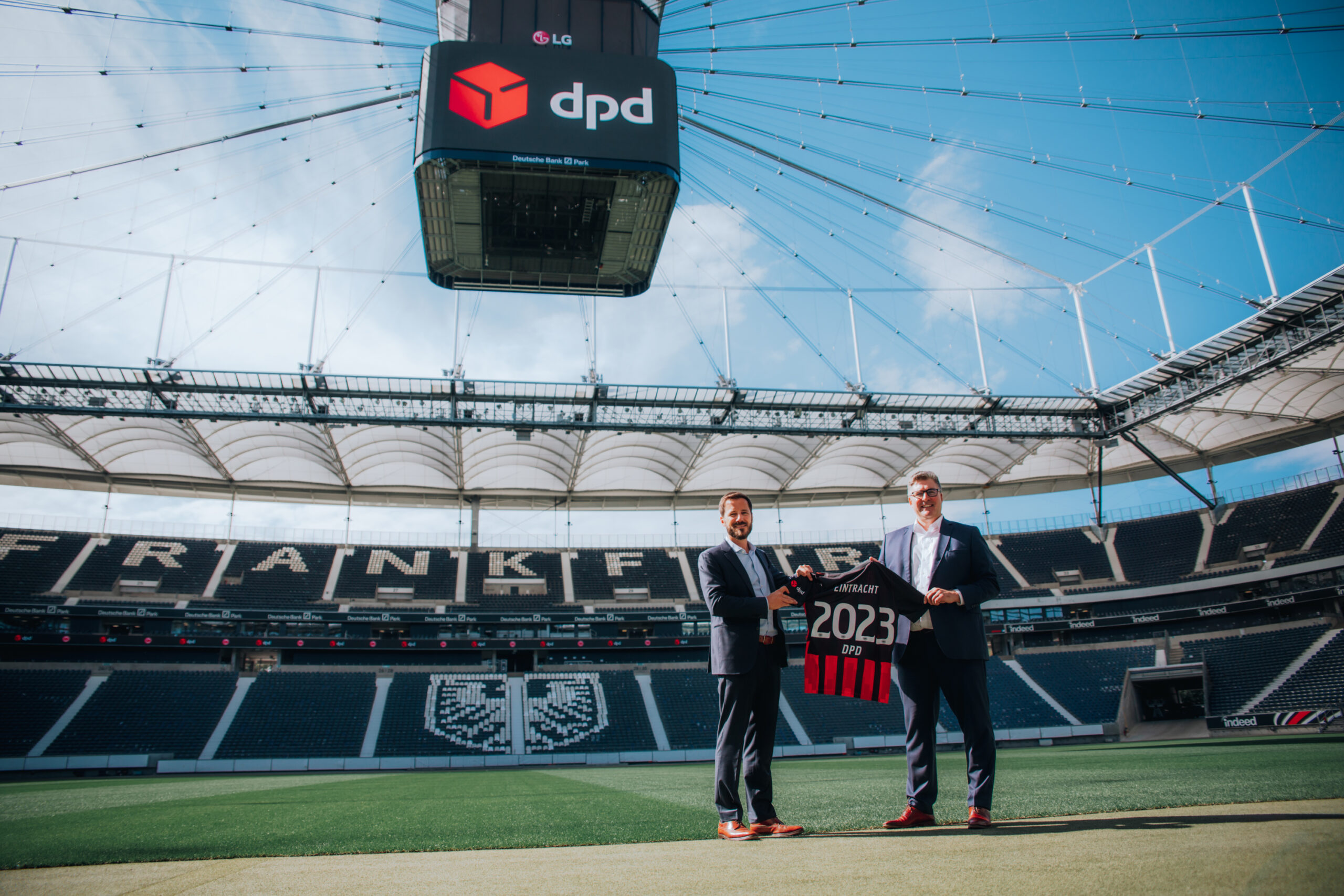 DPD Eintracht Frankfurt Partnerschaft