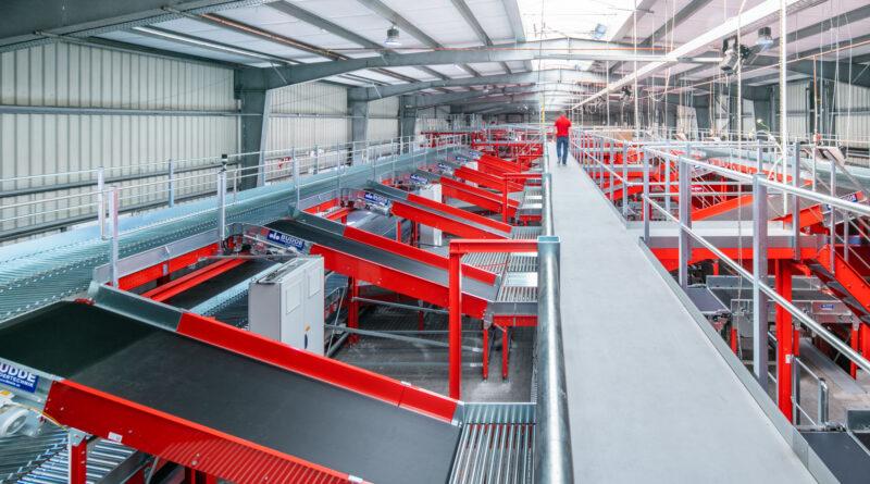 DPD Depot Mannheim