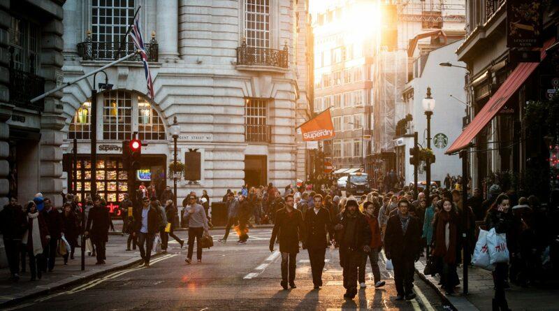Einkaufen in der Innenstadt