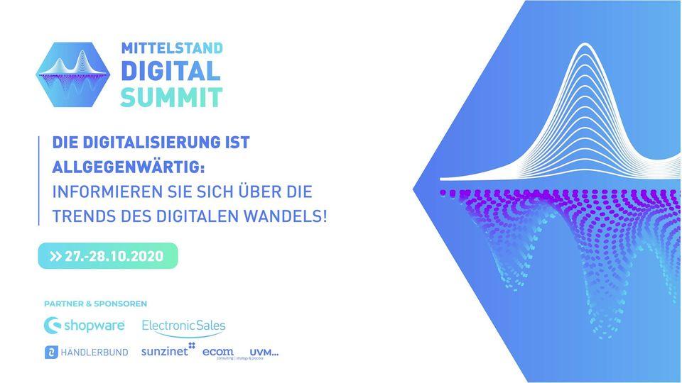 Actindo Mittelstands Digital Summit