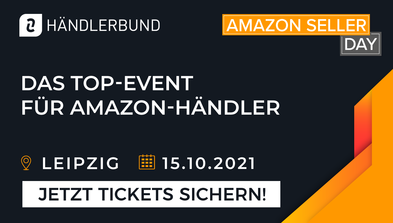 Amazon Seller Day 2021 in Leipzig