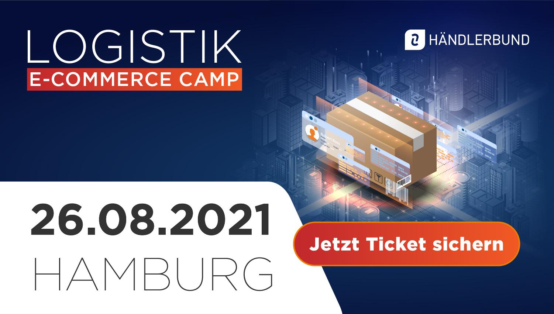 Logistik E-Commerce Camp 2021 Hamburg