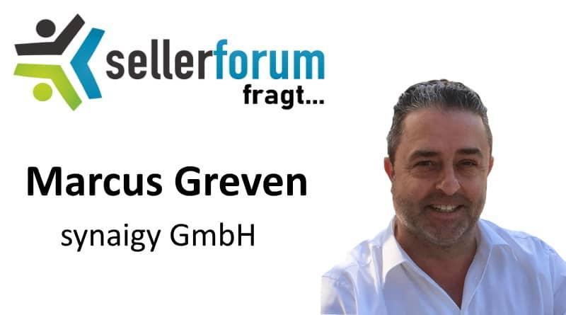 Marcus Greven - synaigy GmbH Köln