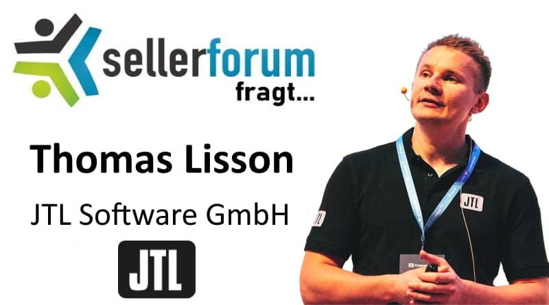 Thomas Lisson - JTL Software GmbH