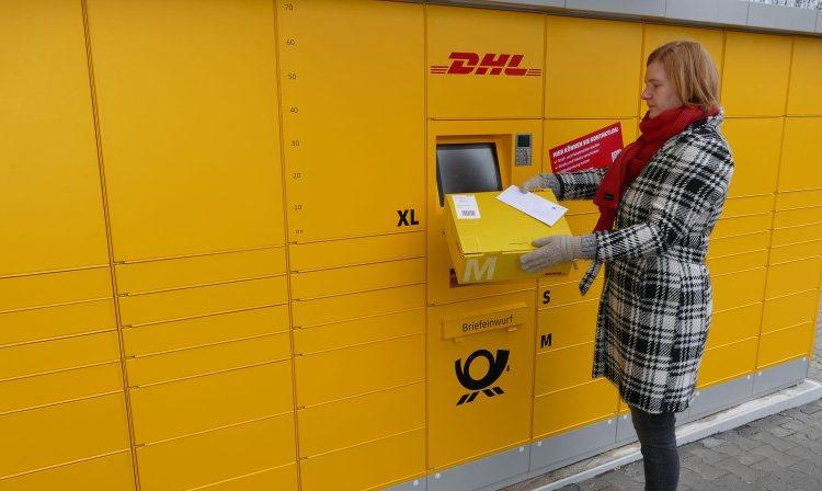 Deutsche Post Poststation