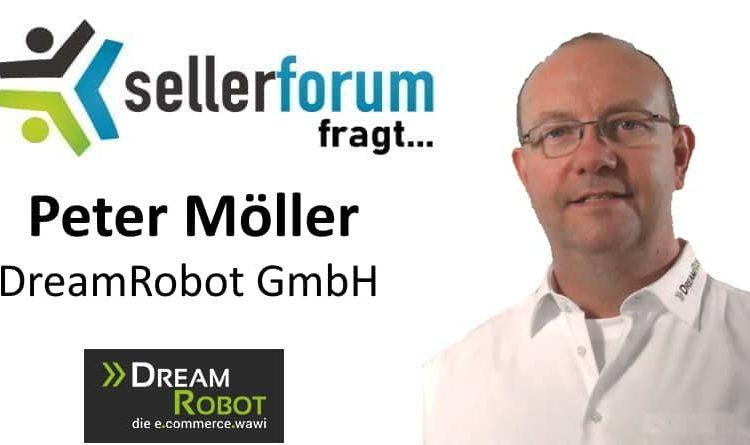 Peter Möller von DreamRobot im Interview