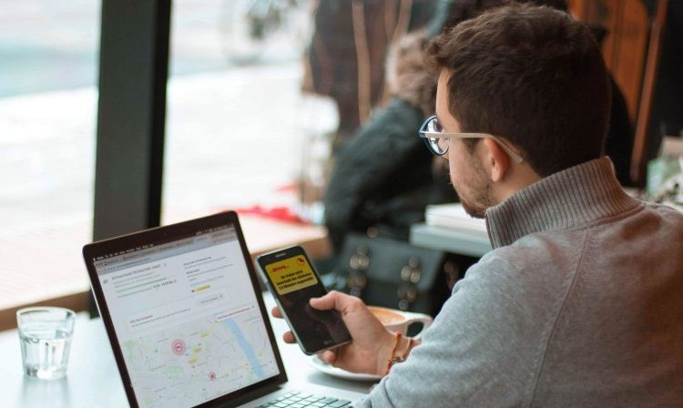 DHL Live Tracking Paketverfolgung