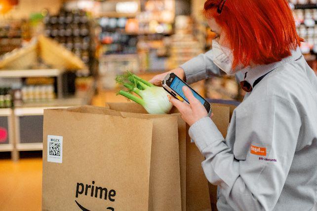 Amazon und tegut… erweitern das Liefergebiet von Prime Now