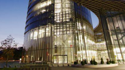 Firmenzentrale Deutsche Post DHL Group