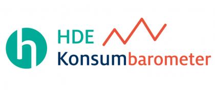 HDE-Konsumbarometer im Juni