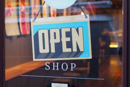 open shop - StockSnap auf Pixabay