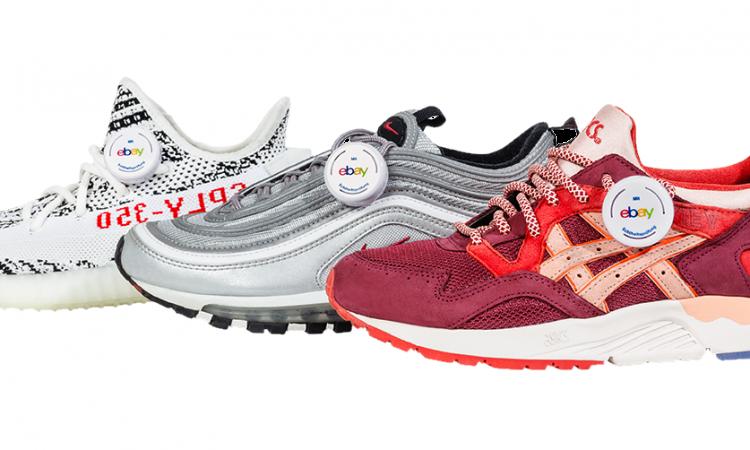 eBay Echtheitsprüfung Sneaker